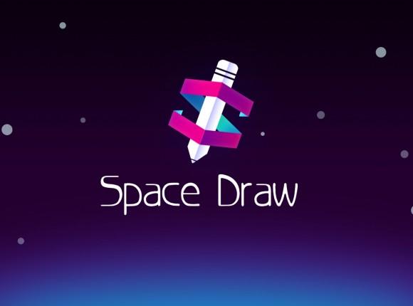 Space Draw  –适合全家一起玩的VR绘图游戏