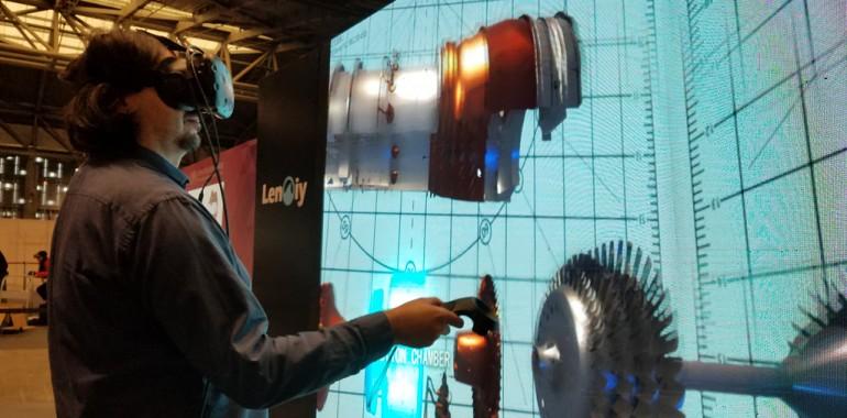 LenQiy发布全新的VR实时在线培训系统